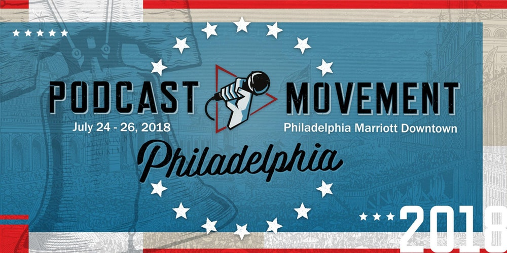 Podcast Movement 2018 Logo